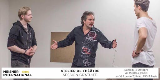 Atelier Technique Meisner - Session Gratuite
