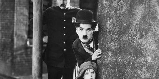 The Kid by Charlie Chaplin - Cine mudo a piano  en directo