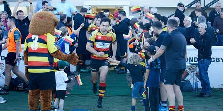 Richmond Rugby v Rosslyn Park tickets