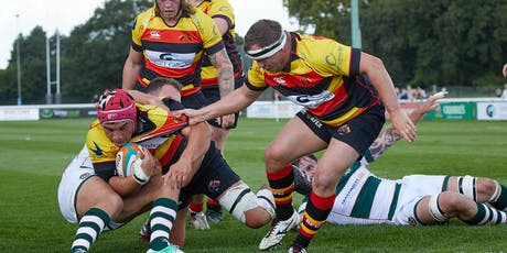 Richmond Rugby v Plymouth tickets
