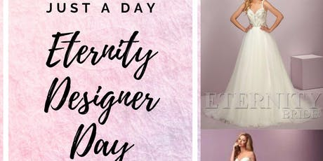 Eternity Designer Day tickets