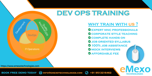Devops Training in emexo technologies