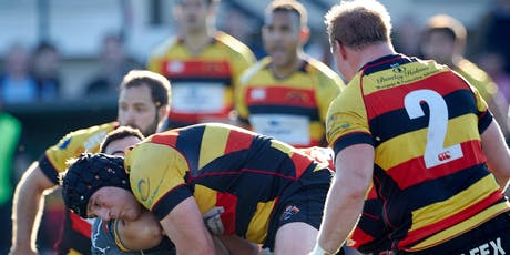 Richmond Rugby v Moseley tickets