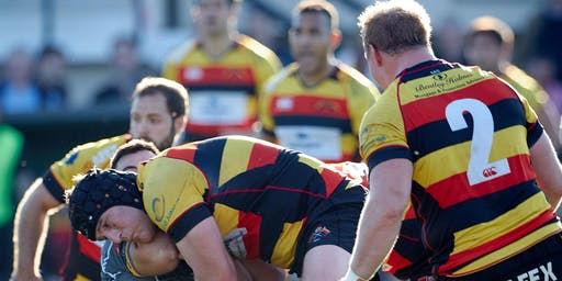 Richmond Rugby v Moseley