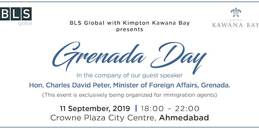 Grenada day with Kimpton Kawana Bay (@ Ahmedabad - for immigration agents only)