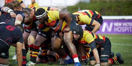 Richmond Rugby v Blackheath tickets