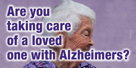 Living with Alzheimer's and Dementia tickets