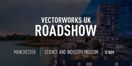 Vectorworks Roadshow Manchester