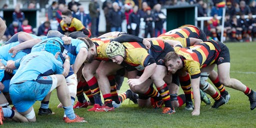 Richmond Rugby v Bishops Stortford