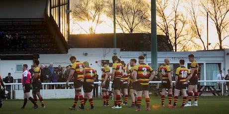 Richmond Rugby v Rotherham tickets