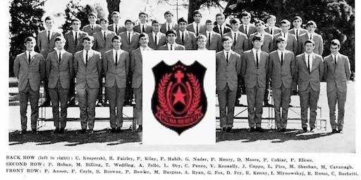 Rostrevor Old Scholars Circa '69 Reunion Dinner