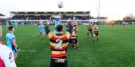 Richmond Rugby v Canterbury tickets