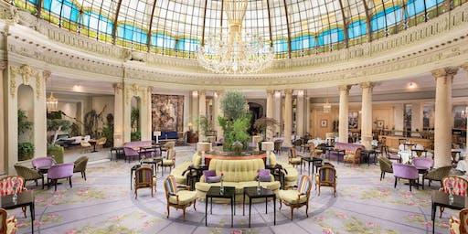OHM2019 - Hotel Westin Palace
