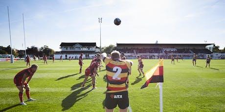 Richmond Rugby v Sale tickets