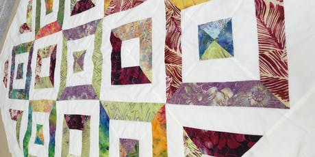 Patchwork and Quilting Workshop 5/10/19 £30 10-1pm tickets
