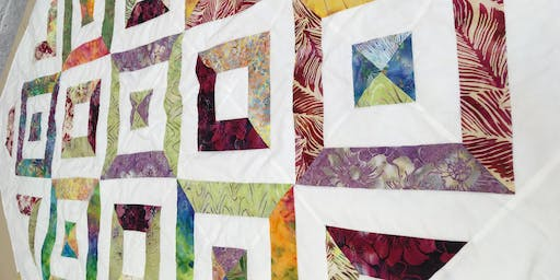 Patchwork and Quilting Workshop 5/10/19 £30 10-1pm