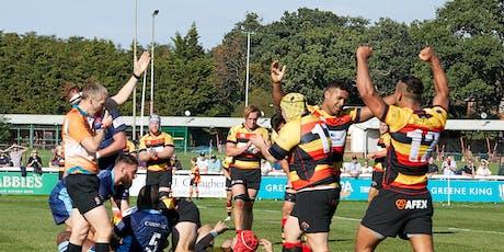 Richmond Rugby v Cambridge tickets