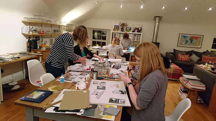 Interior design workshop with lunch, 16th of May 2020, Edinburgh image