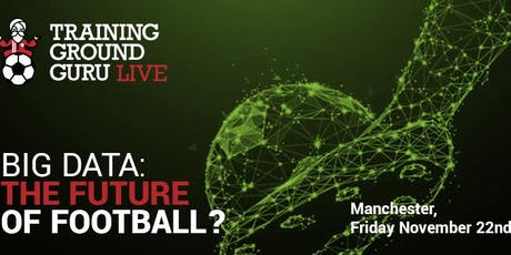 Big Data: The Future of Football? tickets