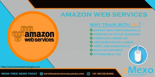 Aws Training in Electronic City, Bangalore