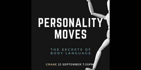 Personality Moves: The Secrets of Body Language tickets