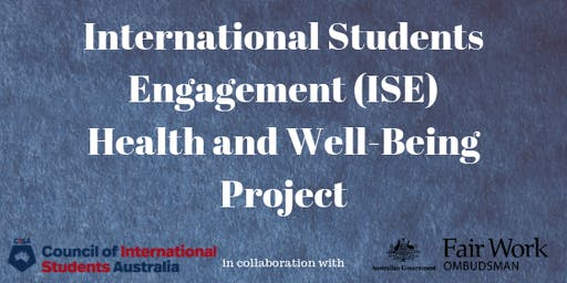 International Student Engagement Health and Well-Being | Canberra