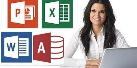 Microsoft Office Specialist Certification Course (MOS) in Glasgow.  tickets