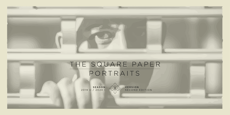 The Square Paper Portraits -  Release Party Tickets