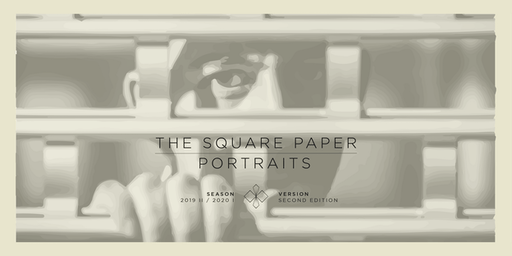 The Square Paper Portraits -  Release Party