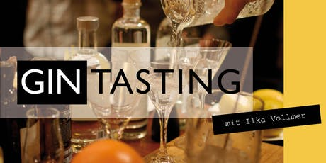 Gin Tasting Tickets