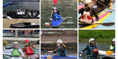 Mahon Cup - Kilcock Womens Canoepolo Competition with Come & Try Session