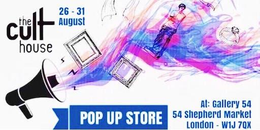 TCH Pop Up Store - Mayfair