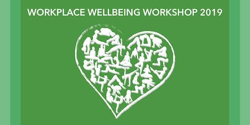 Workplace Wellbeing Workshop 2019
