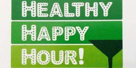 Healthy Happy Hour Sip-N-Sample tickets