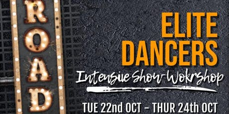 Broadway Elite Dancers Intensive Workshop tickets
