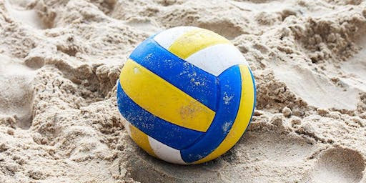 Sand Volleyball Tournament Co-Ed 6's (Open to anyone)