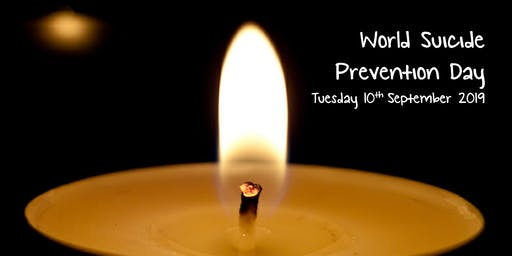 World Suicide Prevention Day - Event at All Saints Church