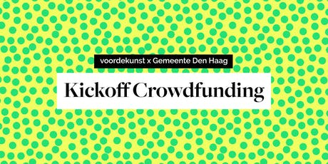Kickoff Crowdfunding in Den Haag tickets