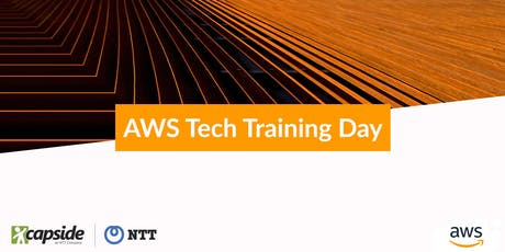AWS Tech Training Day @ Zaragoza entradas