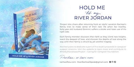 Racheal Fosu Presents Hold Me 'Til My River Jordan Book Launch & Fundraiser tickets