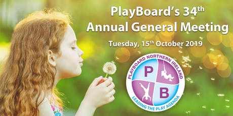 PlayBoard's 34th Annual General Meeting tickets