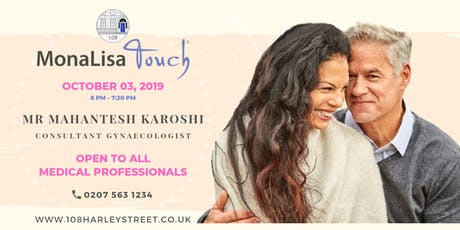 Introduction to the MonaLisa Touch tickets