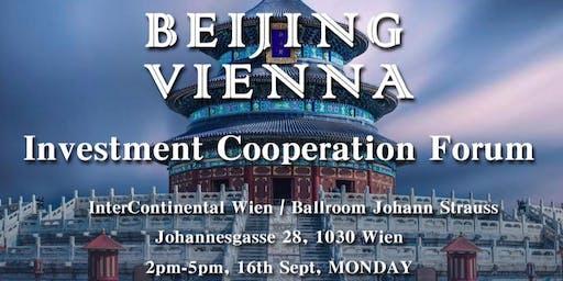 Beijing Vienna- Investment cooperation Forum