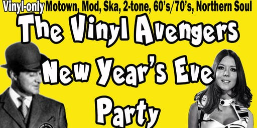 Vinyl Avengers New Year's Eve Party at Torquay Museum