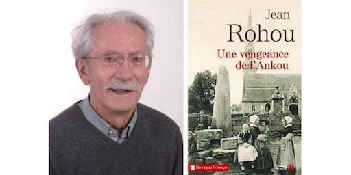 """Rencontre et dédicace - Jean Rohou autour de """"Une vengeance de l'Ankou"""""""