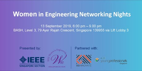 Women in Engineering Networking Nights tickets