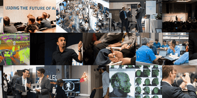 AI Solution Showcase Expo Area @ ODSC West 2019