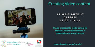 Community Enterprise Masterclass Creating Video Content