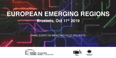 EUROPEAN EMERGING REGIONS event on impacting pilot projects