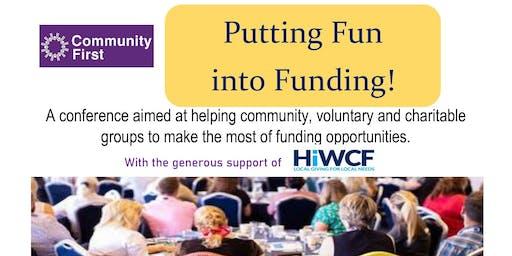 Putting Fun into Funding!